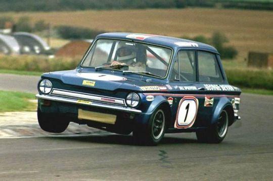 Hillman Imp race car