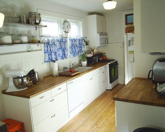 Before After Chicago Bungalow Kitchen