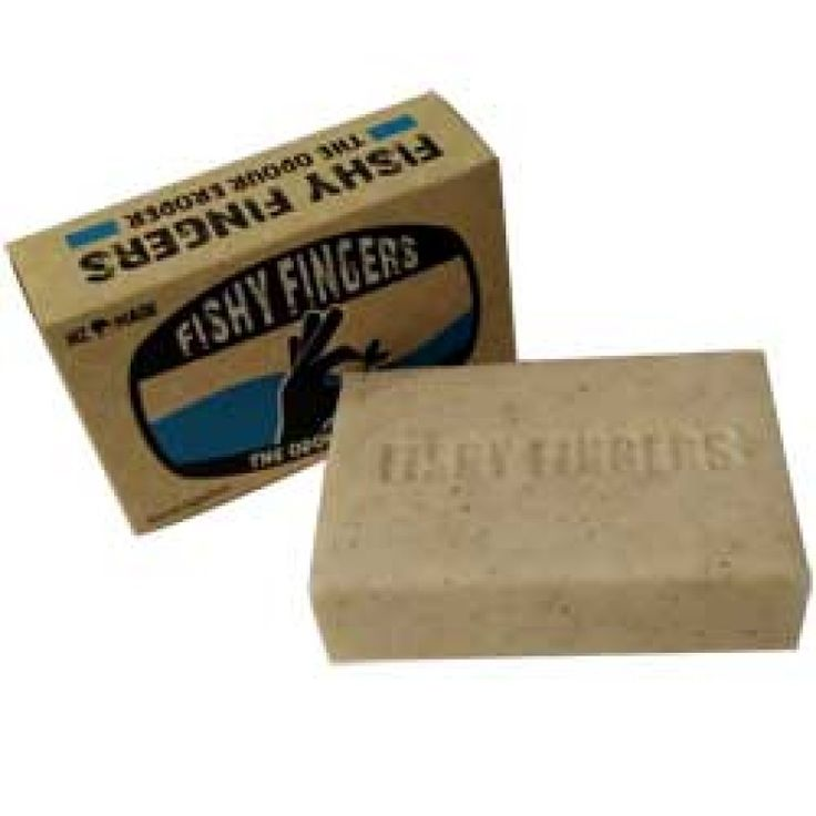 Fishy Fingers The Odour Eroder Natural Soap