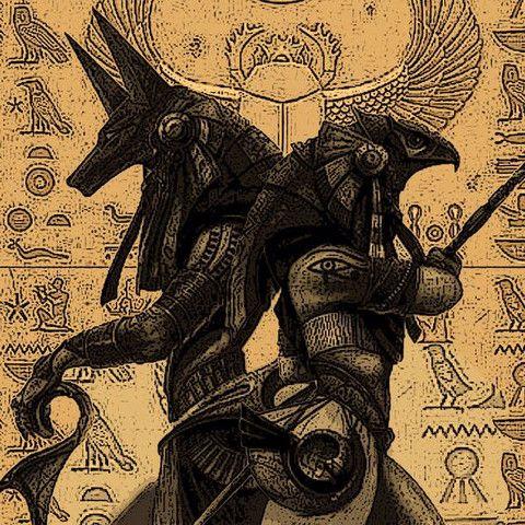 Bildergebnis für ägyptische götter