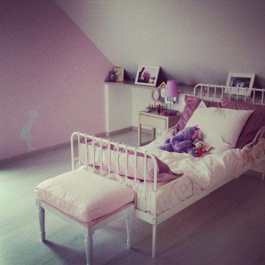 chambre fille douce