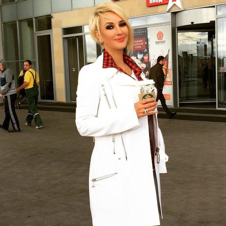 44-летняя Лера Кудрявцева показала настоящий рок-шик : Лера Кудрявцева / фото 3
