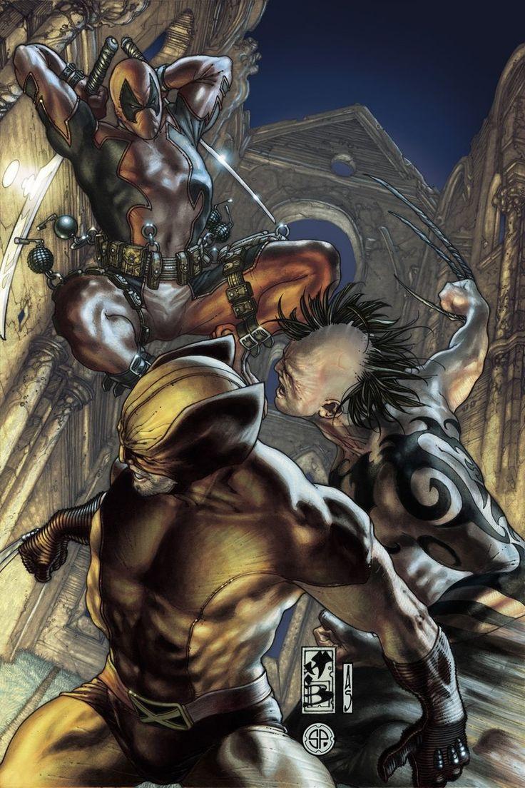 Wolverine Origins #25 | Wolverine & Deadpool