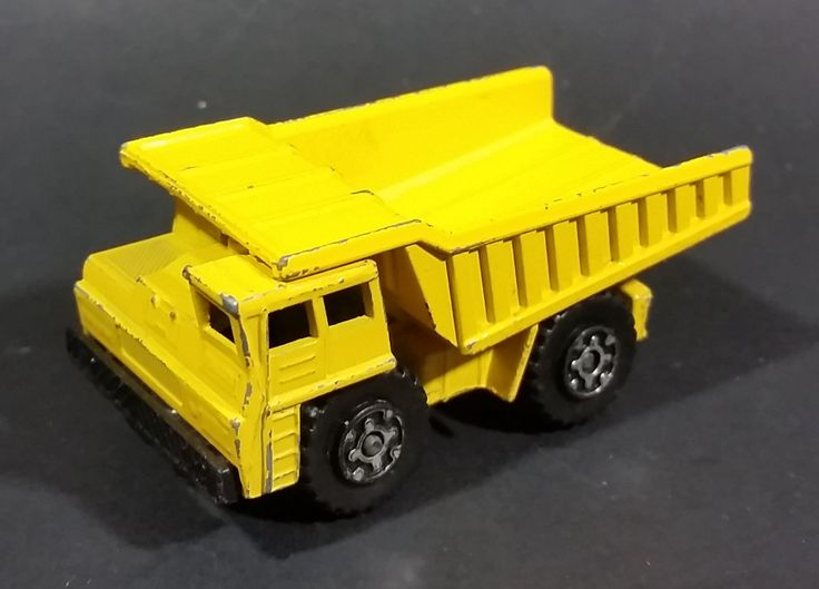 1976 Matchbox Superfast Lesney Products Yellow Faun Dump Truck No. 58 - Made in England https://treasurevalleyantiques.com/products/1976-matchbox-superfast-lesney-products-yellow-faun-dump-truck-no-58-made-in-england #Vintage #1970s #70s #Seventies #Matchbox #Superfast #Lesney #Products #Yellow #Faun #DumpTrucks #Trucks #Construction #Equipment #Mining #Diecast #Collectibles #Toys