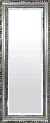 LUSTRO retro Barok GLAMOUR 71126 srebrne 134x53cm