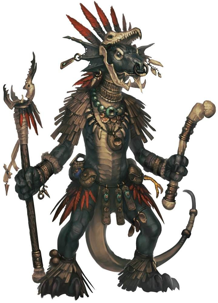 The Kobold. While something akin to house elves in German folklore, most gamers know Kobolds as they appear in DnD: tiny, cowardly, but ingenious creatures that should never be underestimated. DM's typically use Kobolds to lure unwary players into Home Alone-esque traps and ambushes.