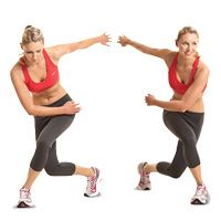 9 moves to get rid of thunder thighs. Diary of a Fit Mommy: Thunder Thigh Thinning Circuit