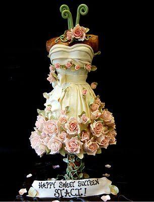 Fashion and Art Trend: Cake Art