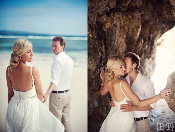 Beauty and the Beach | http://brideandbreakfast.ph/2012/04/23/beauty-and-the-beach/