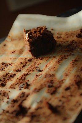Brownies au Nutella de Ricardo.... mmmmmm !