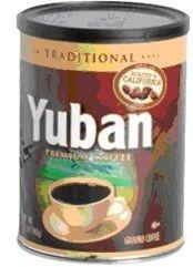 Yuban Coffee Safe Can