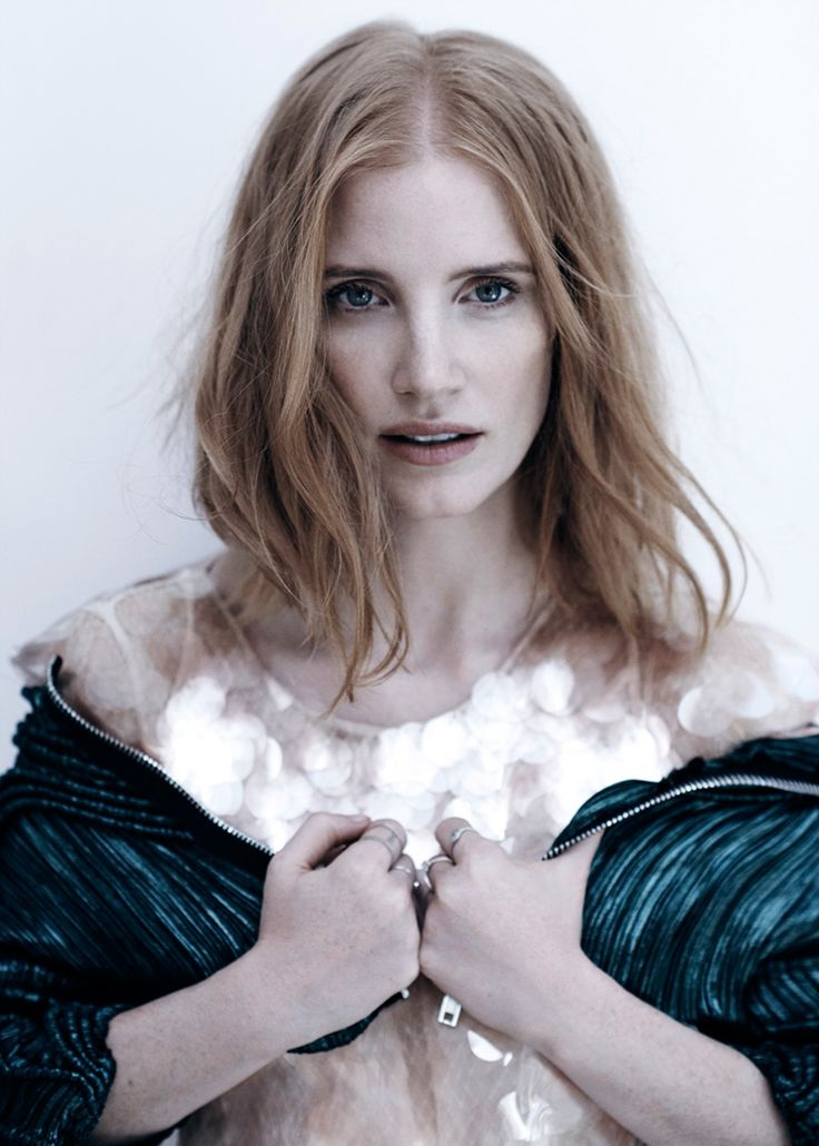☆ Jessica Chastain | Photography by Jan Welters | For C California Style Magazine | November 2016 ☆ #Jessica_Chastain