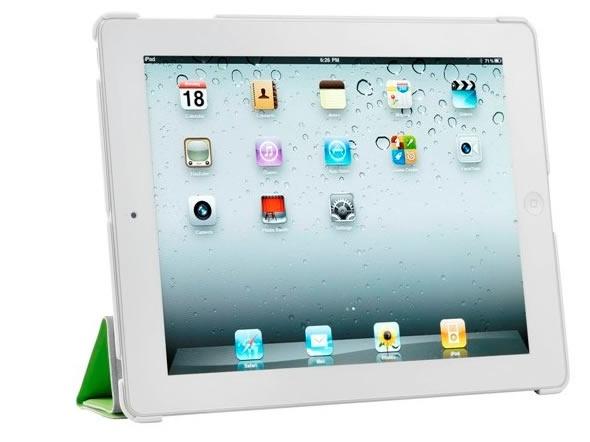 Wake Up Folio per iPad 2 e Nuovo iPad