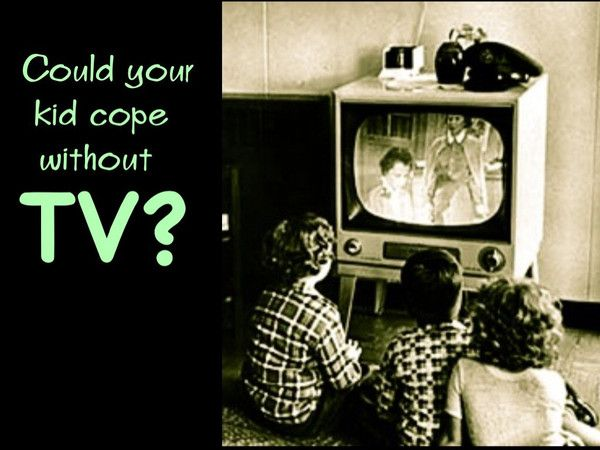 'Slow parenting' or 'simplicity parenting' as it is also known, does not advocate watching TV. So no TV today. I must admit I have mixed feelings about this. . . .