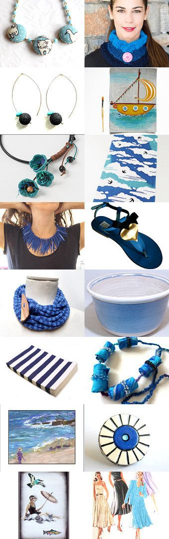 sea time in spring... still a bit windy!!! by Paola Fornasier on Etsy--Pinned with TreasuryPin.com