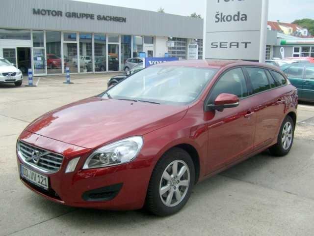 Gebrauchtwagen: Volvo, V60, V 60 DRIVe*XENON*BLIS*Start/Stop, Diesel, € 23.780,- AutoScout24 Detailansicht