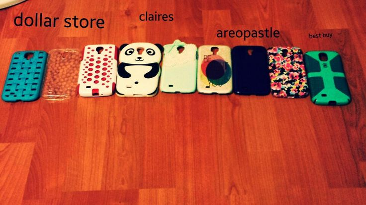 All vute and easy to gund ohine cases for samsung galxy s4.