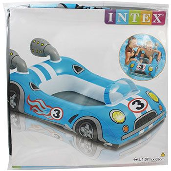 Intex Inflatable Sit-In Cruiser Pool Float - http://tinyurl.com/ybc8gcy3