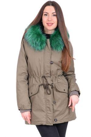 Куртка-парка Pshenichnaya 8113-1 - Супермаркет Выгодных Покупок