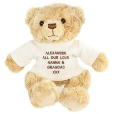 Personalised Teddy Bear with Jumper: Item number: 3324422031 Currency: GBP Price: GBP14.95