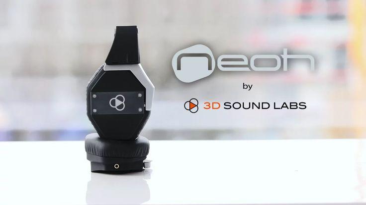 Découvrez le casque NEOH de 3D Sound Labs. Il vous proposera une expérience de son 3D au casque audio, similaire à ce qui existe dans les cinémas…
