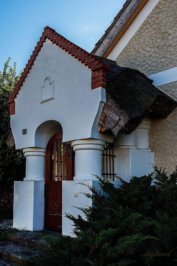 Hungarian style house