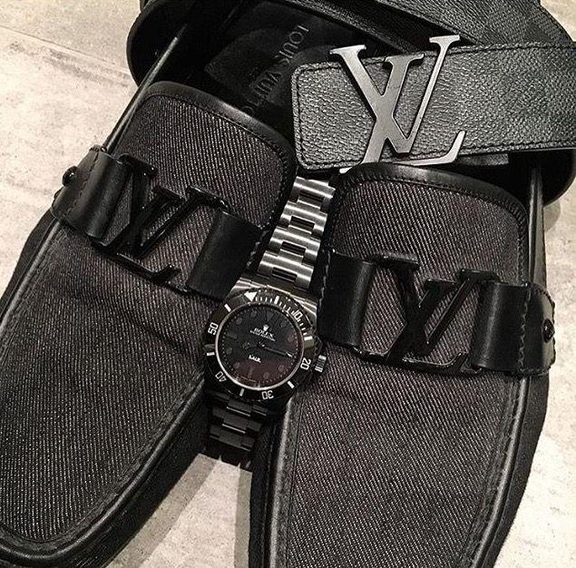 Via @dailywatch  #worldsuniquedesigns #louisvitton #rolex #belt #watch #shoe #man #fashion #brand #luxury #luxurybrand #mansfashion #fashionlove #black #maninblack #kemer #saat #moda #kolsaati #rolexwatch #leather #deri #siyah #ayakkabı #likepost #likelikelike @rolex @louisvuitton