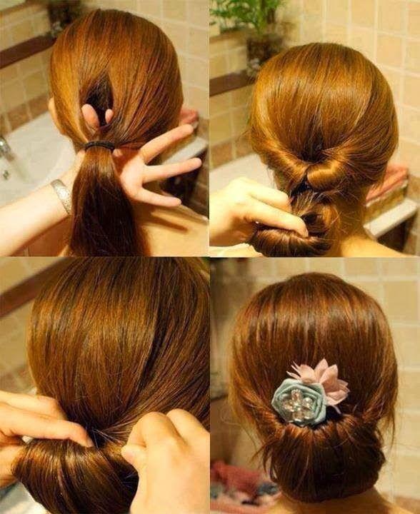 Hair Styles Tutorials...