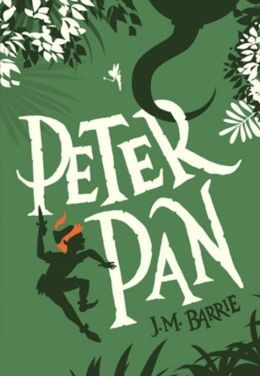 Read Peter Pan as an adult... book is definitely not the Disney movie... some really beautiful prose.