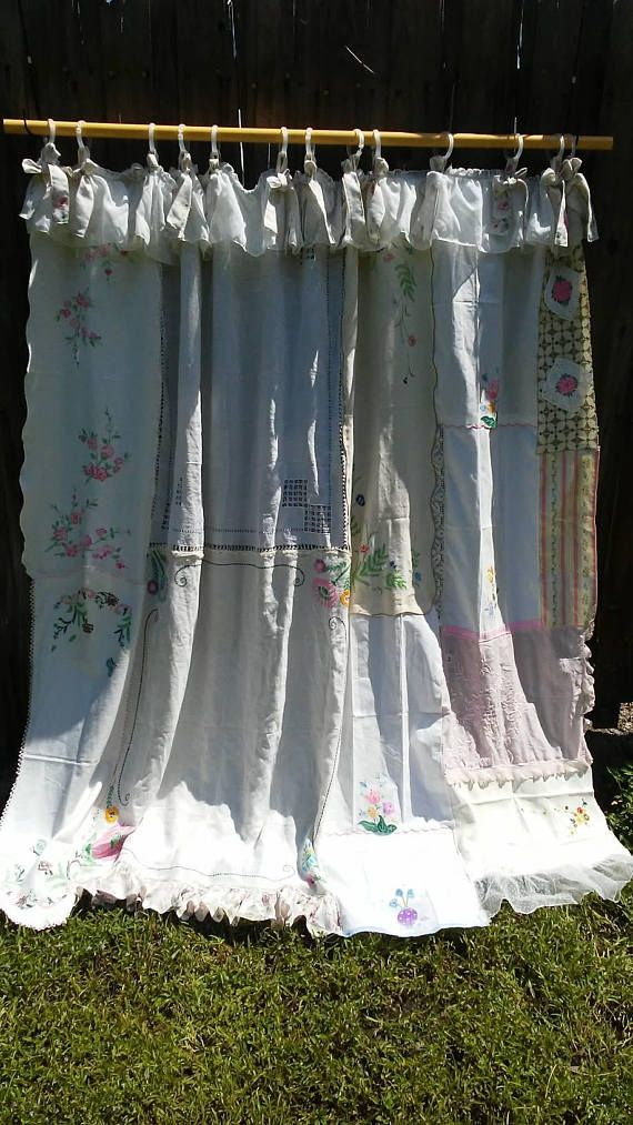 Best 20+ Shabby chic curtains ideas on Pinterest | Pink ...