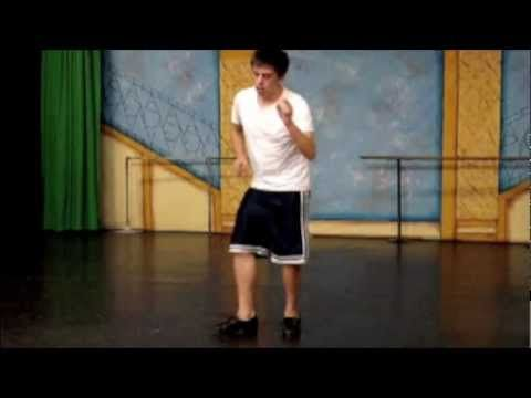 Lady Gaga Tap Dance - Choreographed and Performed by Brock Ciarlelli
