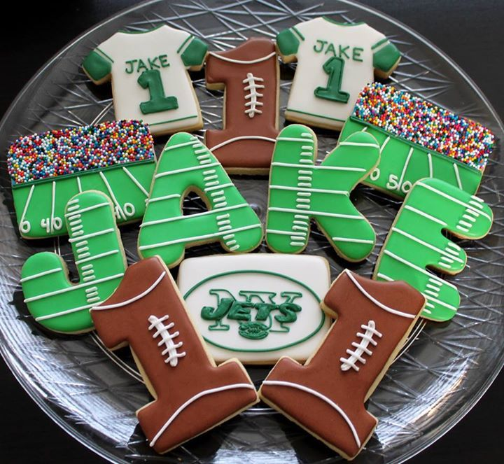 Football cookies                                                                                                                                                     More