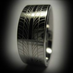 car themed male wedding bands - Google Search