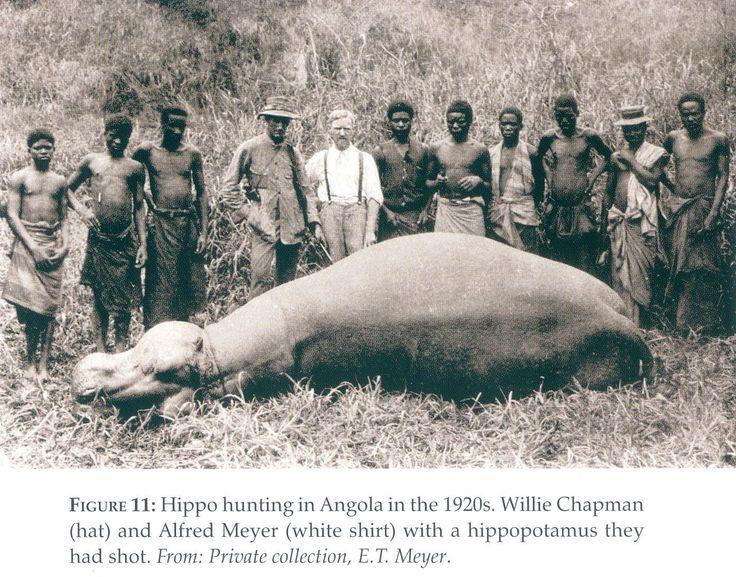 Dorsland trekkers in Angola