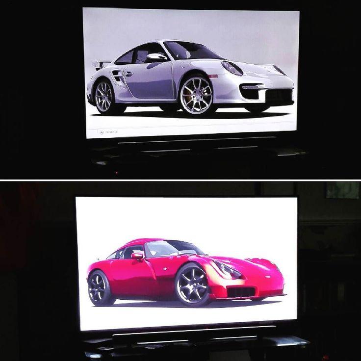 2 new additions to my forza car roster #tvrsagaris #porsche911 #porsche #sportscars #forzamotorsport3 #forza #xbox #xbox360 by empire_strikes_back29