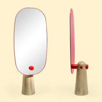 Miroir sur pieds ICONIC - LA CHANCE