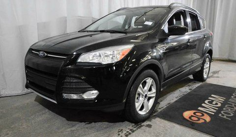 Shop New Ford Escapes at MGM Ford Lincoln in Red Deer, Alberta