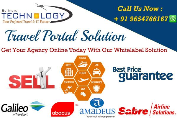 Get Your Agency Online Today With Our Whitelabel Solution. We also provide yearly maintenance service in very lowest price. more detail visit now http://www.travelportalsolution.com