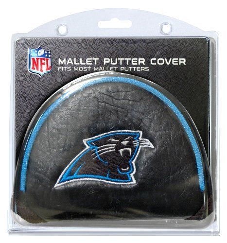 NFL Carolina Panthers Mallet Putter Cover by Team Golf. $15.16. 2 location…