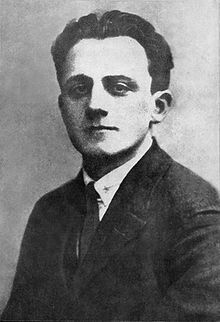 Emanuel Ringelblum, politician, social worker, Jewish historian known for his notes from the ghetto died March 7, 1944 Warsaw Ghetto & Uprising: story, pictures and information - Fold3.com#
