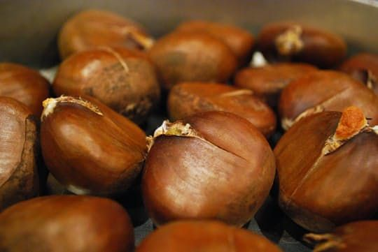Expert Advice: Melissa Clark's Easy Way to Peel Chestnuts