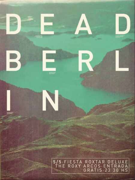 : Design Inspiration, Design Collection, Francisco Canton, Graphics Porn, Posters Design, Graphics Design, Design Typography, Dead Berlin, Graphics Art Design