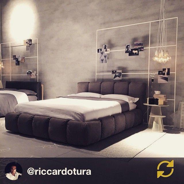 We are #proud to present the first #bed area completed... See u at #mdw2015 Special #thanks to #EnricoCesana #artdirector #milandesignweek #amazing #bedinitaly #dorelan #dormirebene #DorelanDreamsDesign #salonedelmobile #isaloni #bestoftheday #workinprogress #beautiful #stand #mdw15 #milan #mattress #design #sleep #emozionidorelan