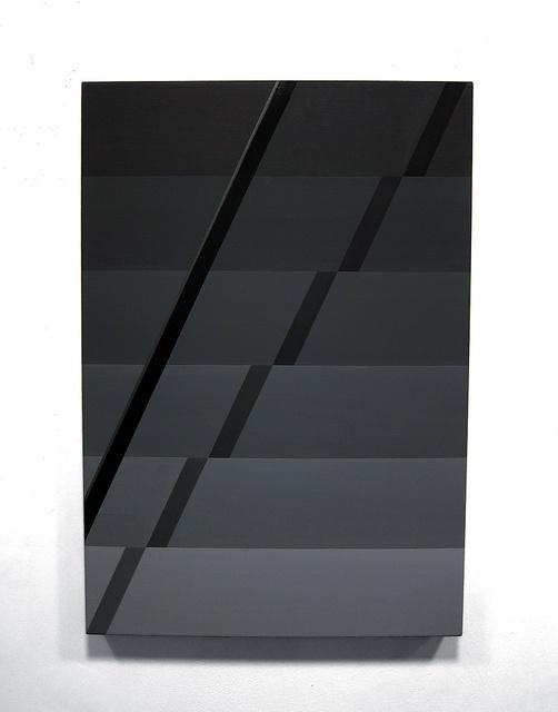 Matt Mignanelli Existence, 2011 Acrylic on canvas 26 x 18 inches
