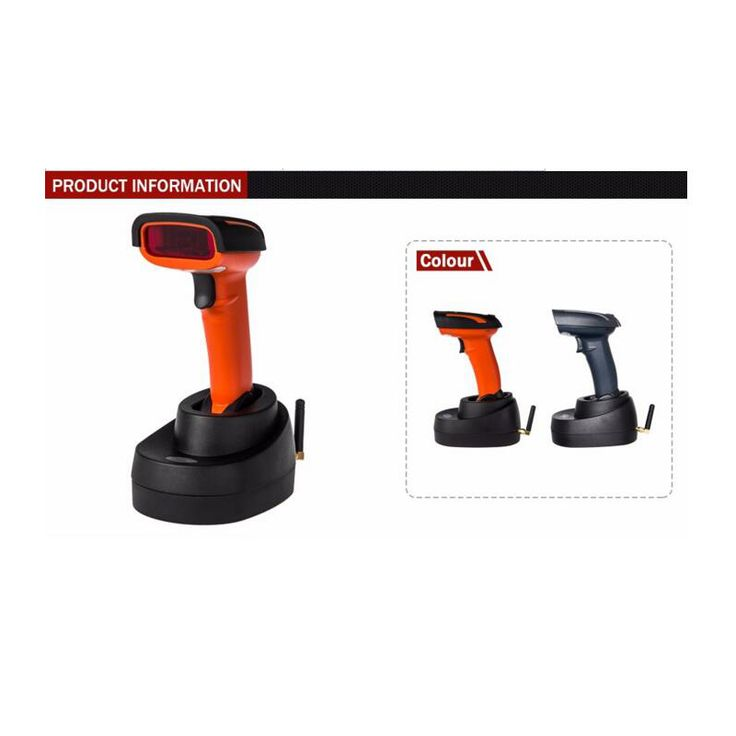JP M2 Free Shipping Quality 433HZ Wireless Barcode reader Bar Scanner Inventory Storage wireless barcode scanner. Click visit to buy #Scanner