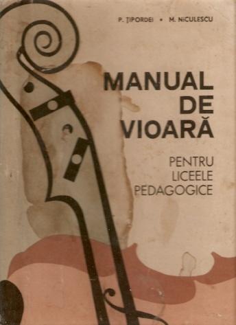 Manual De Vioara