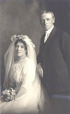 Wedding. Another beautiful vintage photo