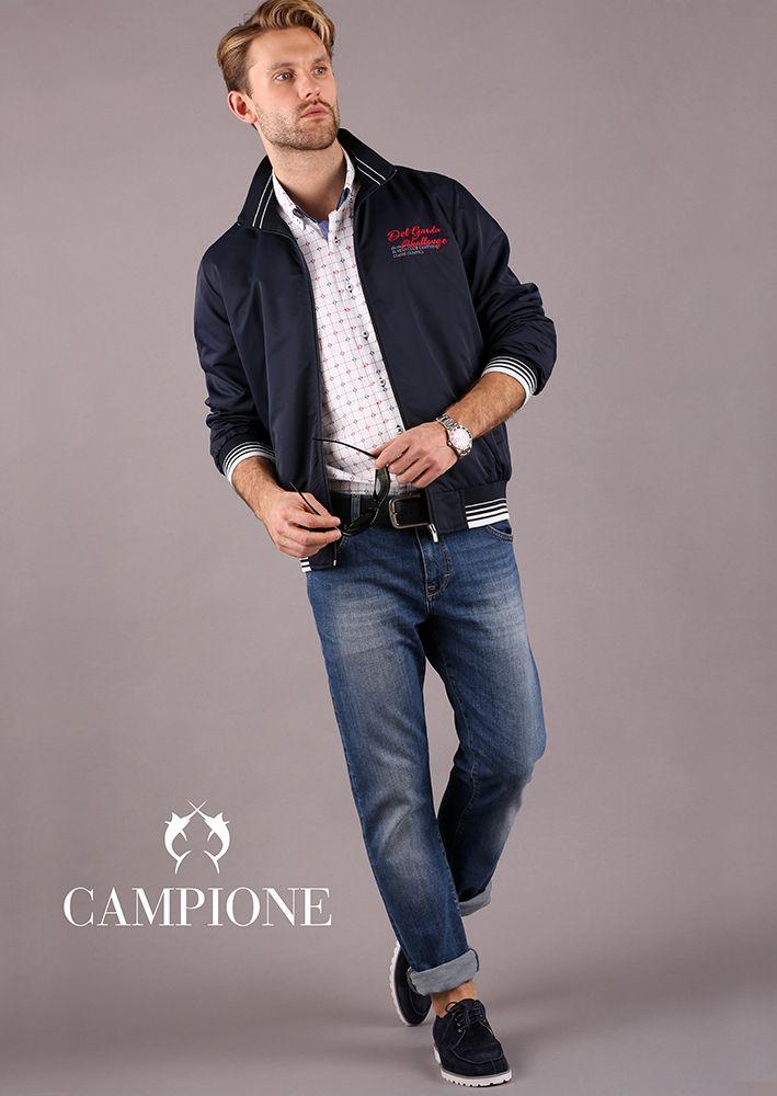 Die neuesten Jackenmodelle finden Sie bei CAMPIONE.