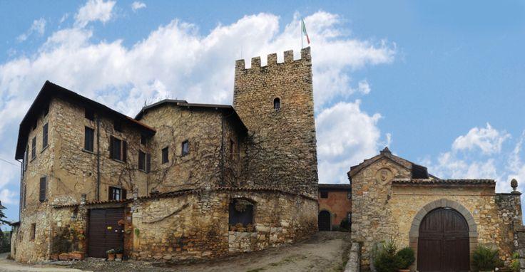 Castello di Grumello del Monte - Italia