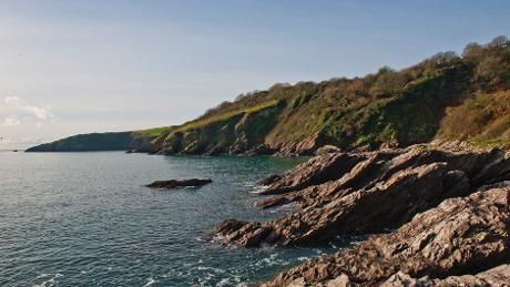4 mile walk, Civil war fort Little Dartmouth -